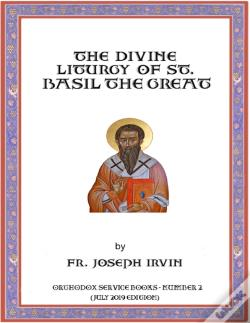 Wook.pt - The Divine Liturgy Of St. Basil The Great: Orthodox Service Books - Number 2
