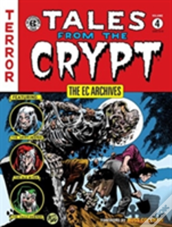 Wook.pt - The Ec Archives: Tales From The Crypt Vol. 4
