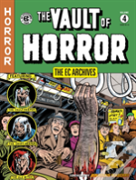 The Ec Archives: Vault Of Horror