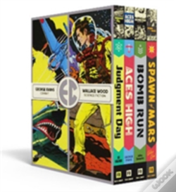 Wook.pt - The Ec Artists Library Slipcase 3 (Volumes 9-12)