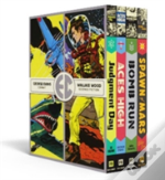 The Ec Artists Library Slipcase 3 (Volumes 9-12)