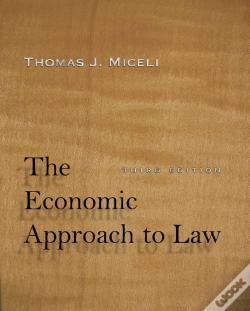 Wook.pt - The Economic Approach To Law, Third Edition