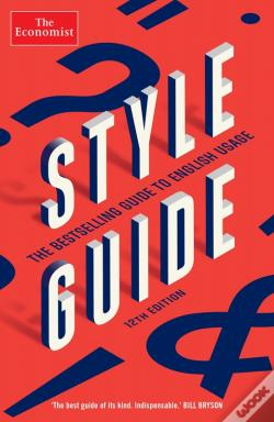 Wook.pt - The Economist Style Guide