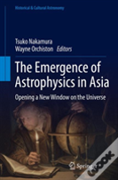 The Emergence Of Astrophysics In Asia