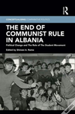 Wook.pt - The End Of Communist Rule In Albania