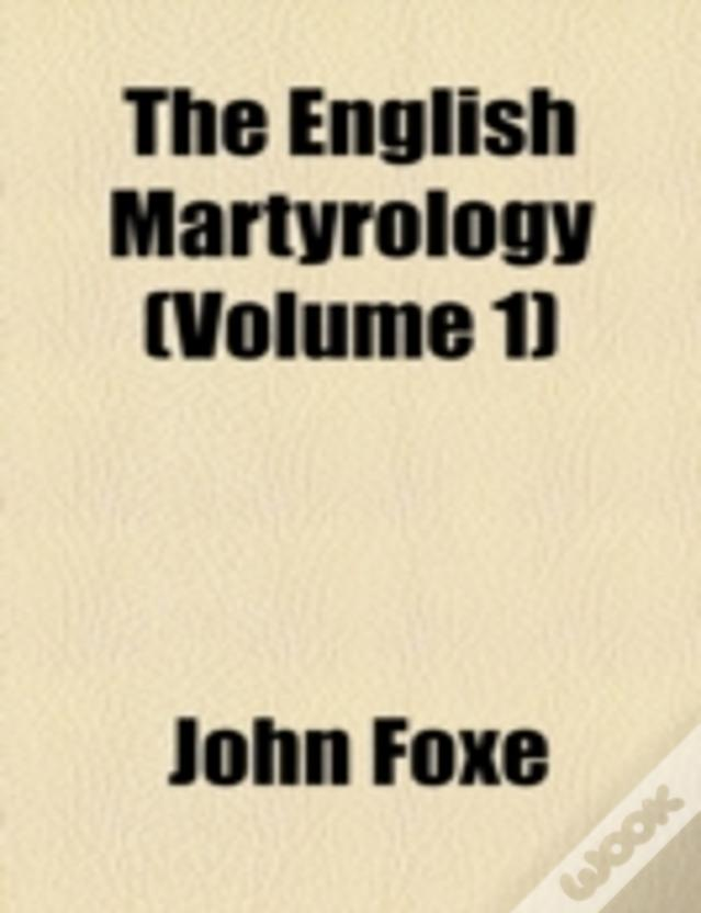 The English Martyrology Volume 2