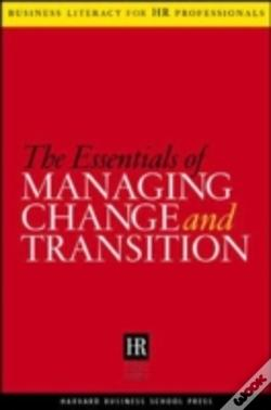 Wook.pt - The Essentials of Managing Change and Transition