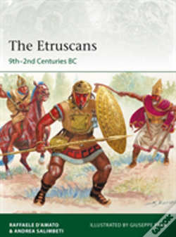 Wook.pt - The Etruscans 9th-2nd Centuries Bc