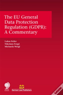 Wook.pt - The Eu General Data Protection Regulation (Gdpr)