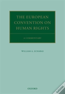 Wook.pt - The European Convention On Human Rights