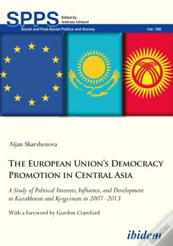 Wook.pt - The European Unions Democracy Promotion In Central Asia
