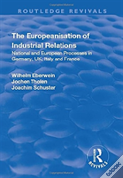 Wook.pt - The Europeanisation Of Industrial R