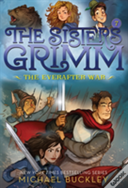 Wook.pt - The Everafter War (The Sisters Grimm #7): 10th Anniversary Editio