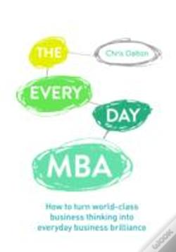 Wook.pt - The Every Day Mba