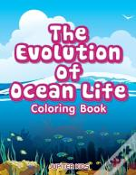 The Evolution Of Ocean Life Coloring Book