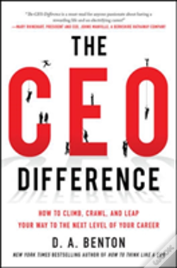 Wook.pt - The Executive Difference: Best New Advice From Top Ceos And Business Gurus On Reaching The Next Step In Your Career