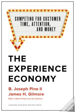 Wook.pt - The Experience Economy, With A New Preface By The Authors