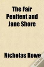 The Fair Penitent And Jane Shore