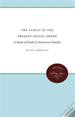 Wook.pt - The Family In The Present Social Order