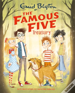 Wook.pt - The Famous Five Treasury