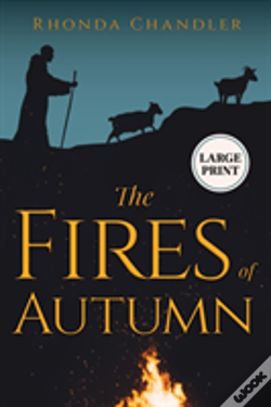 Wook.pt - The Fires Of Autumn (Staircase Books Large Print Edition)
