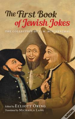 Wook.pt - The First Book Of Jewish Jokes