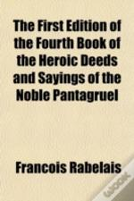 The First Edition Of The Fourth Book Of
