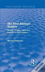 The First German Theatre