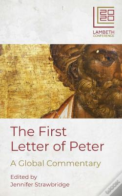 Wook.pt - The First Letter Of Peter