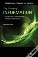The Fitness Of Information
