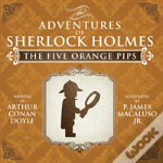 The Five Orange Pips - Lego - The Adventures Of Sherlock Holmes