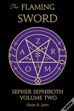Wook.pt - The Flaming Sword Sepher Sephiroth Volume Two