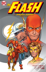 The Flash By Geoff Johns Book Four