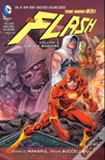 The Flash Volume 3: Gorilla Warfare Tp (The New 52)