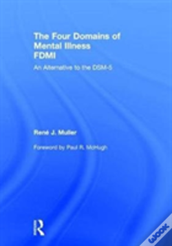 Wook.pt - The Four Domains Of Mental Illness