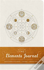 The Four Elements Hardcover Ruled Journal
