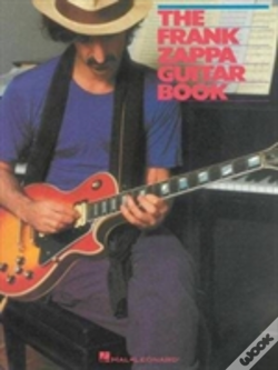 Wook.pt - The Frank Zappa Guitar Book