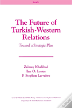 Wook.pt - The Future Of Turkish-Western Relations