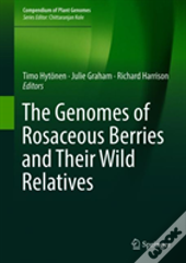 The Genomes Of Rosaceous Berries And Their Wild Relatives