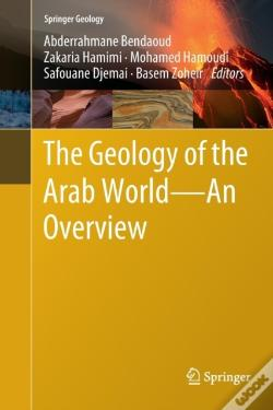 Wook.pt - The Geology Of The Arab World---An Overview
