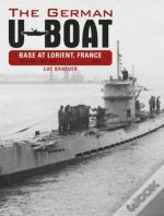 The German U-Boat Base At Lorient, France