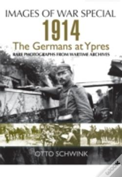 Wook.pt - The Germans At Ypres 1914-1915
