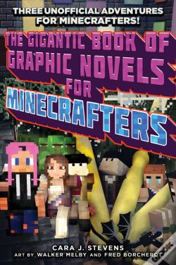 Wook.pt - The Gigantic Book Of Graphic Novels For Minecrafters