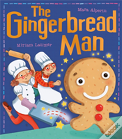 Wook.pt - The Gingerbread Man