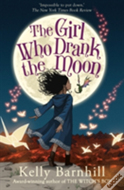Wook.pt - The Girl Who Drank The Moon