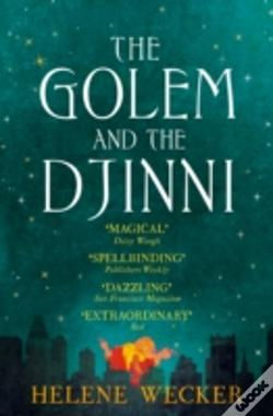 Wook.pt - The Golem And The Djinni