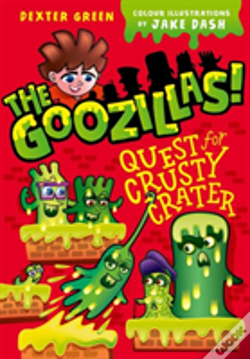 Wook.pt - The Goozillas!: Quest For Crusty Crater