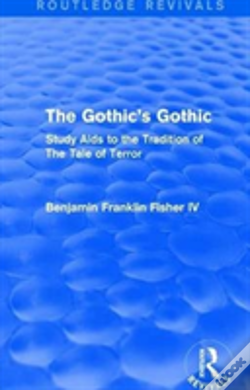 Wook.pt - The Gothic S Gothic Rev