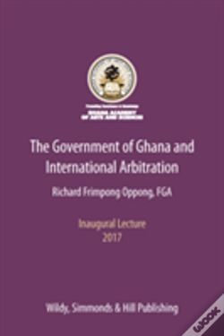 Wook.pt - The Government Of Ghana And International Arbitration
