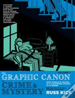Wook.pt - The Graphic Canon Of Crime And Mystery Vol. 1